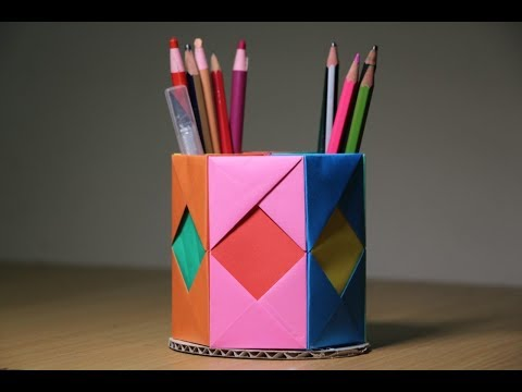 top-useful-paper-crafts-ideas---step-by-step