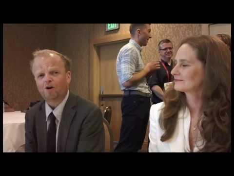 Melissa Leo and Toby Jones Interview - Wayward Pines