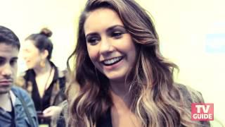 Nina dobrev smile