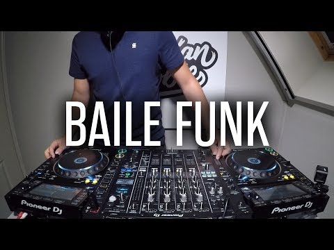 Moombahton, Baile Funk x R&B 2018 Mix   The Best of Baile Funk 2018 by Adrian Noble