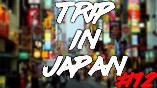[FR] Trip in Japan with Stade Bordelais | Day 12 | SHOPPING & JUDO