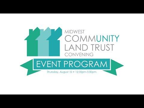 2017 Community Land Trust Convening