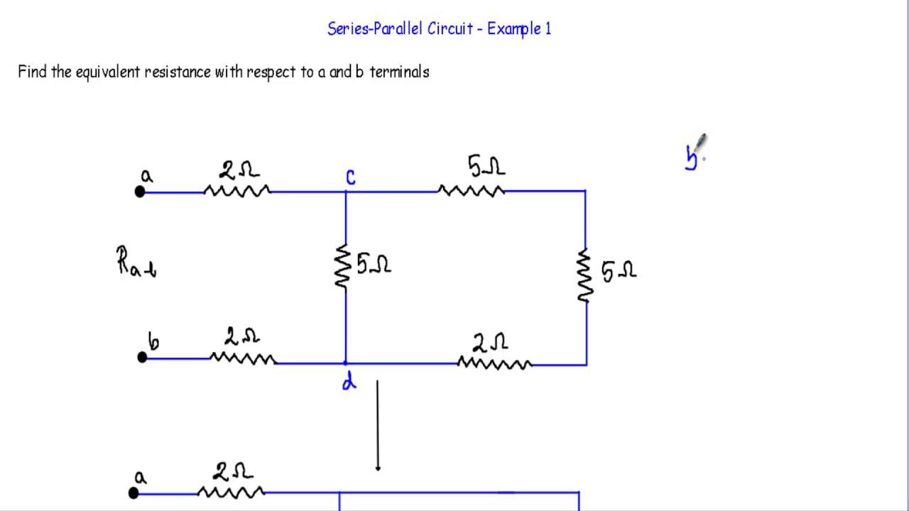 circuit diagram resistor [ 1280 x 720 Pixel ]