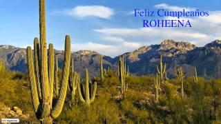 Roheena   Nature & Naturaleza - Happy Birthday