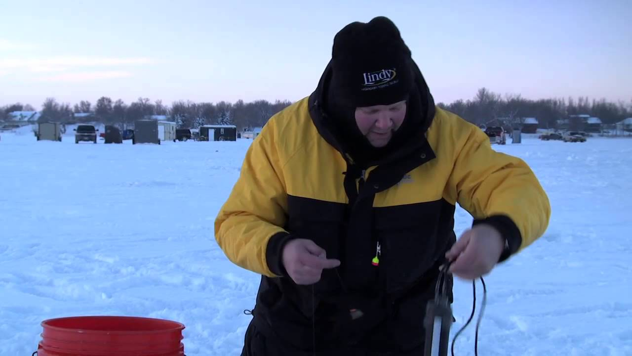 Fish ed 021 prime time crappie and bluegill ice fishing for Lake osakis fishing report