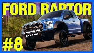 Need for Speed HEAT Let's Play : Building My Ford Raptor!! (Part 8)
