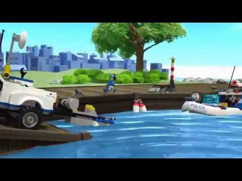 LEGO City - Police Patrol