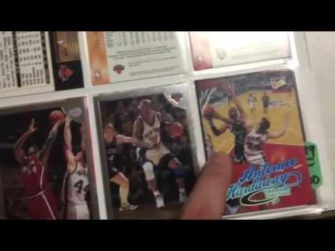 Keith van horn basketball binder for sale