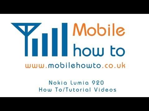How to change message/text ringtone - Windows Phone 8/Nokia Lumia 920