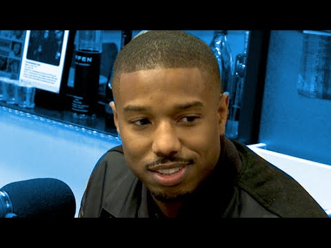 Michael B. Jordan Interview at The Breakfast Club Power 105.1 (11/19/2015)