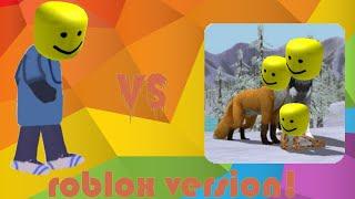 Angry german kid vs Wildcraft (roblox version)