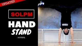 THE SCIENCE OF LEARNING HANDSTAND (LEVEL 1)