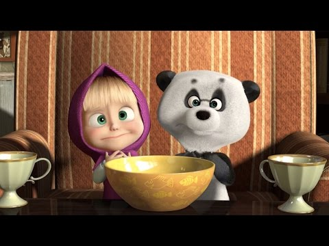 Thumbnail: Masha and The Bear - Little Cousin! (Best friends)