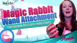 Best Rabbit Attachment | Magic Wand Rabbit Attachment | Rabbit Attachment Review