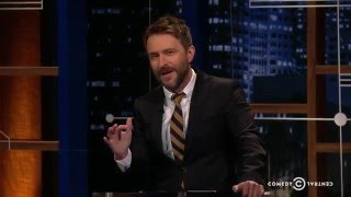 Chris and the Pac-Man Suit - @midnight with Chris Hardwick