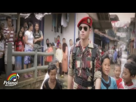 Pop - Al Ghazali - Kurayu Bidadari  | Army Version | Soundtrack Anak Langit