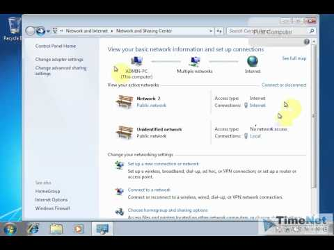 How To Share Internet Connection In Windows7? CpocLab - Live Networking Training In India.