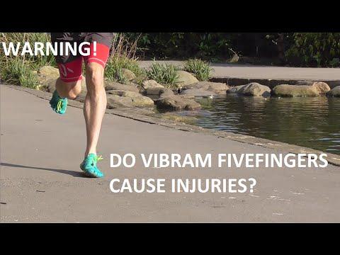 vibram five fingers running technique for beginners