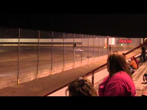 Pure Stocks at Lady Luck Speedway 7-7-12