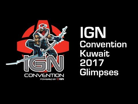 Future at IGN Con Kuwait 2017 - Glimpses