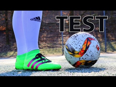 Adidas ACE 16+ PRIMEKNIT | Test and Review Video