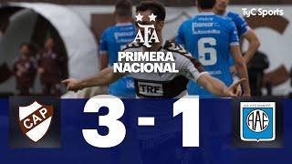 Platense 3 VS. Estudiantes (RC) 1 | Fecha 2 | Primera Nacional 2019/2020
