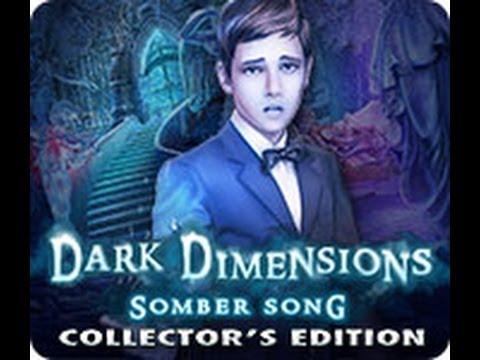 Dark Dimensions: Somber Song Collector's Edition Walkthrough Part 1