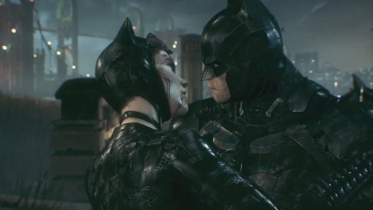 batman arkham knight scarecrow ending a relationship