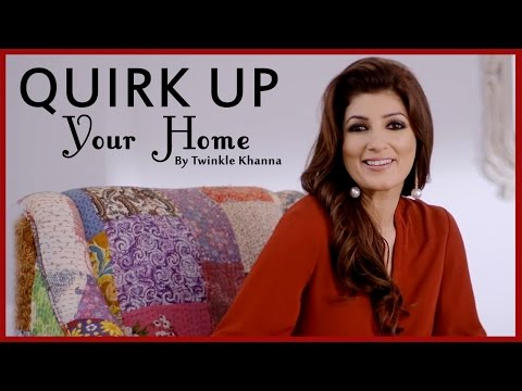 Home Decor Tips | Interior Design Ideas for Indian Home | DIY Videos | Twinkle Khanna