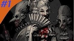 Darkest Dungeon: Bloodmoon (Stygian) Run - The Crimson Court! - Episode 1: Vitreous