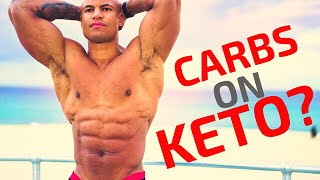 The SECRET To Having Carbs On The Ketogenic Diet