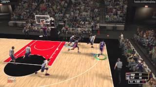 NBA 2K13: Dream Team Vs. Celebrity Team [HD] Gameplay Xbox360/PS3/PC