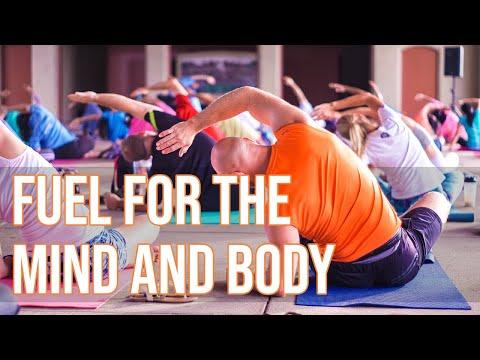 Learn English & Practice Yoga - English Through Yoga