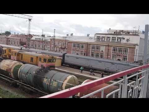 Первый раз на вокзале Пермь 2