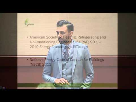 Implementing Energy Standard NECB 2011 with the ABC 2014: Design & Building Permit App Requirements