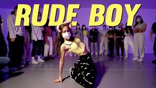 [ 창원점 ] 비바 뜄욤 욤횜디오 'viva dance studio'[ vive share class video ]choreographer / seyeoninstagram @seyyyyeonsong rihanna - rude boy (moshe buskila danceha...