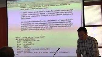 Terveys 2011 -aineiston tilastolliset analyysit