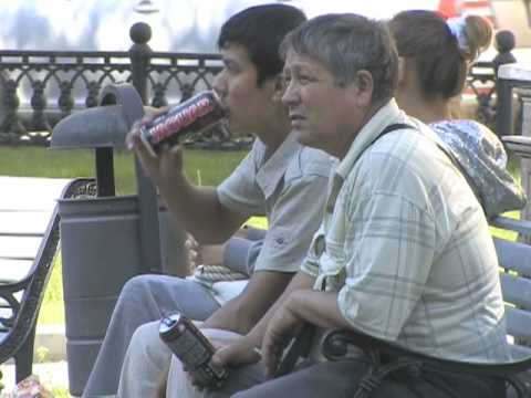 Alcohol and Tobacco Deaths in Russia Too High