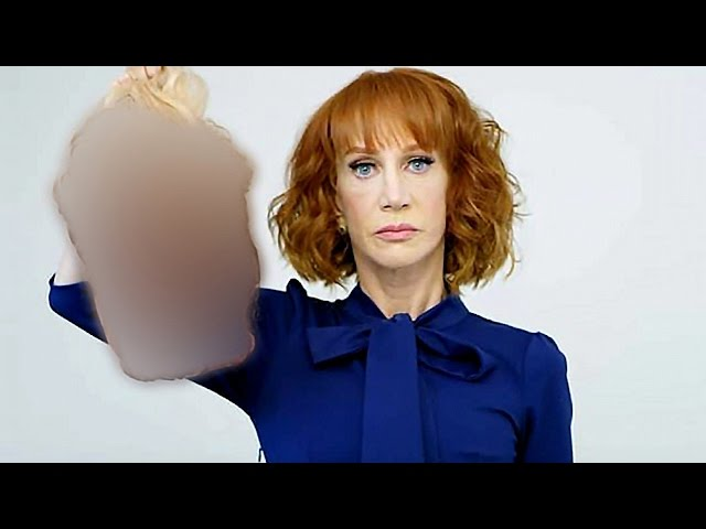 Trump Family Slams Kathy Griffin for Bloodied Head Photo