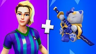 10 TRYHARD SKIN COMBO ON FORTNITE! (Season 8)