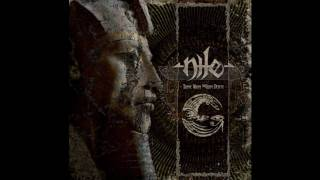 Nile - Permitting The Noble Dead To Descend to the Underworld