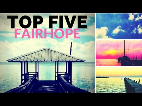 Top 5 Things to Do in Fairhope 🚐 👍 Full Time RV Living 💯 Fairhope, Alabama