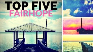 top 5 things to do in fairhope 🚐 👍 full time rv living 💯 fairhope alabama