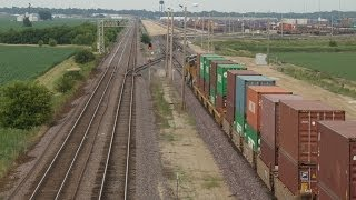 Operations of the APRGM on the N Scale Union Pacific Railroad Geneva Subdivision