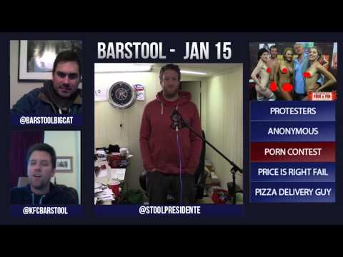 Barstool Rundown January 15