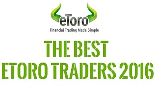 Best eToro traders : Finding the best copy traders on eToro