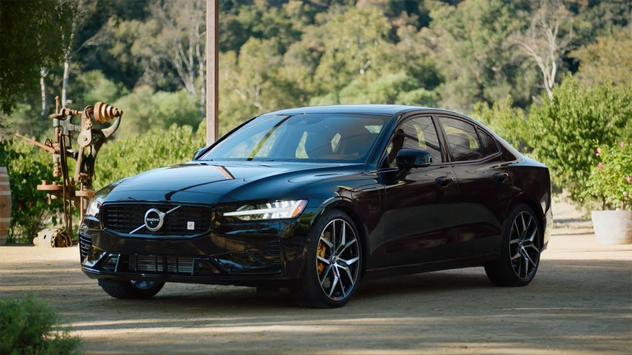 2019 Volvo S60 Polestar Engineered Exterior Interior Design Youtube