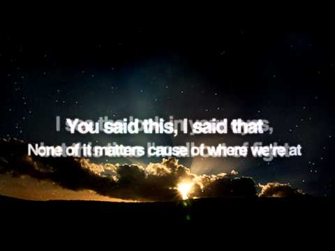 Tina Parol - Like You're Dying [Lyrics on Screen] (June 2011) M'Fox