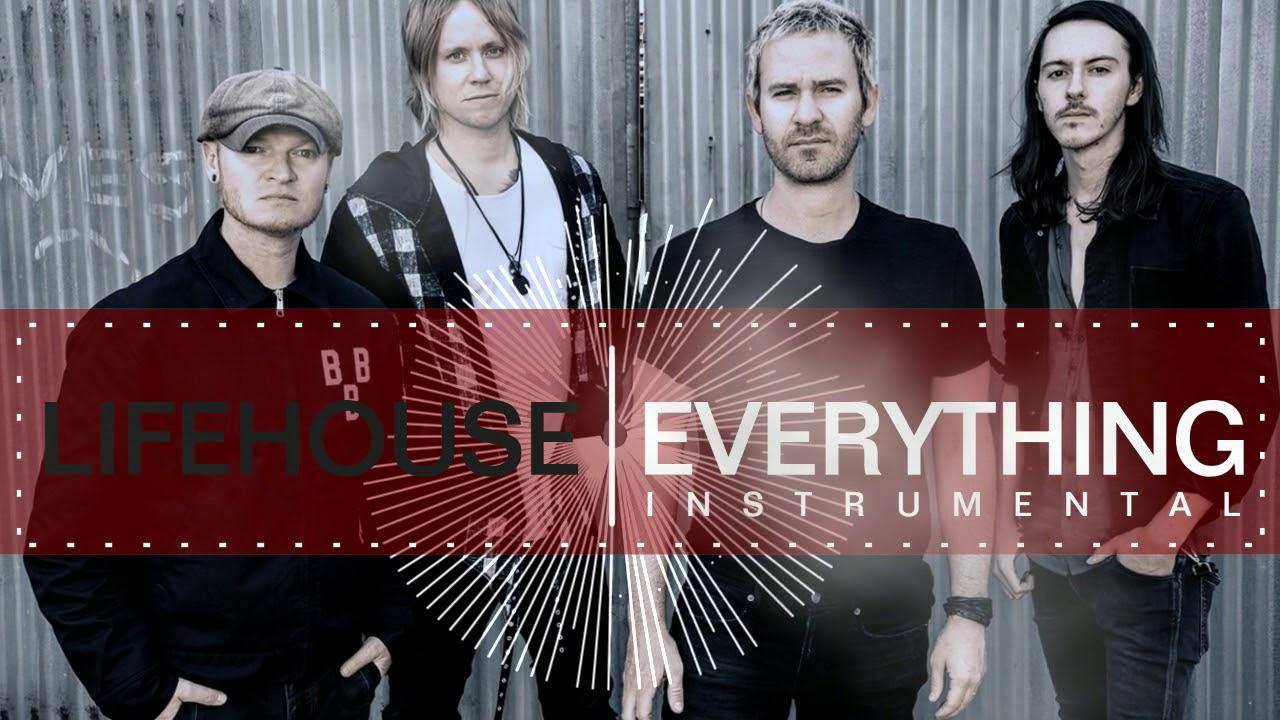 a musica everything do lifehouse