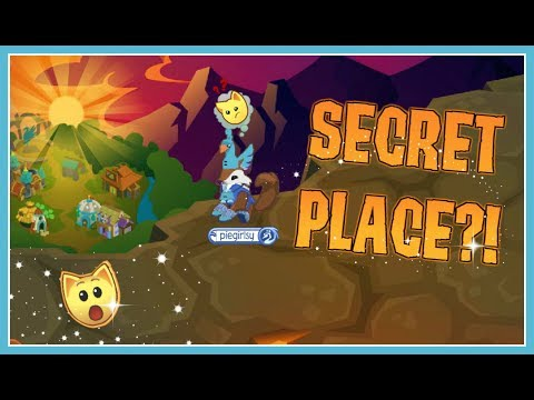 ANIMAL JAM: I Found A New Secret Place?!